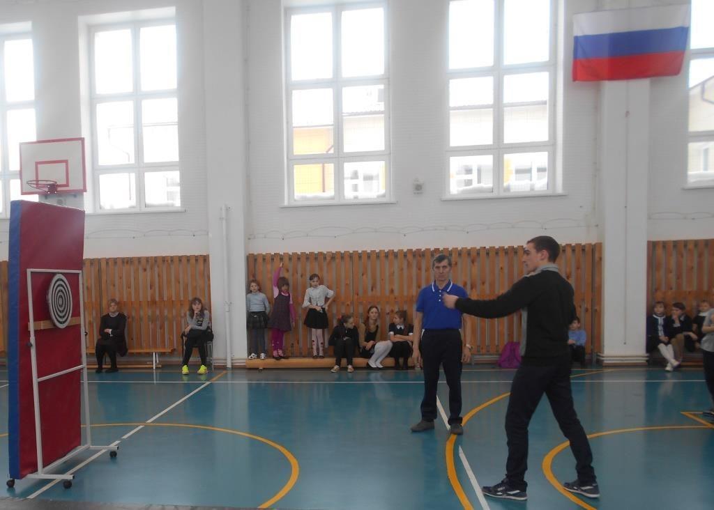 Военно - спортивный праздник Зарница