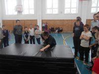 Военно спортивный праздник Зарница