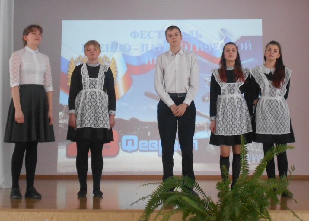 Фестиваль военно патриотической песни (2)